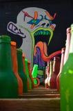 Jeux de carnaval Images stock