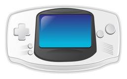 Jeux de console Photographie stock libre de droits