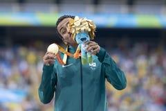 Jeux de Paralympic Rio 2016 photo libre de droits