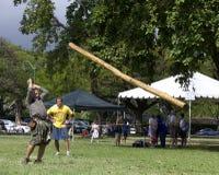 Jeux des montagnes 11 Photos stock