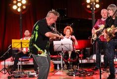 Nigel Kennedy and Mike Stern plays Jimi Hendrix