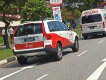 Jeux Olympiques 2010 de la jeunesse de Singapour Photos stock