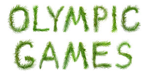 Jeux Olympiques Images stock