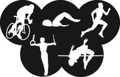 Jeux Olympiques Photos libres de droits