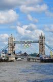 Jeux Olympiques de Londres Images libres de droits