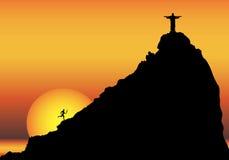 Jeux Olympiques de Rio illustration de vecteur