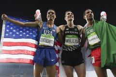 Jeux Olympiques Rio 2016 Photos libres de droits
