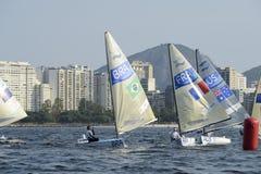 Jeux Olympiques Rio 2016 Photographie stock