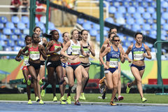 Jeux Olympiques Rio 2016 Photographie stock