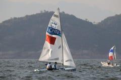 Jeux Olympiques Rio 2016 Photographie stock libre de droits