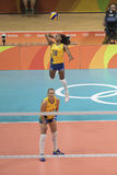 Jeux Olympiques Rio 2016 Images stock