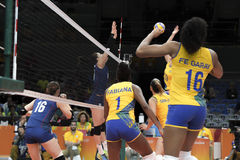 Jeux Olympiques Rio 2016 Image stock