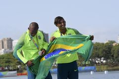 Jeux Olympiques Rio 2016 Photo stock