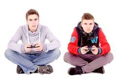 Jeux vidéo Photographie stock libre de droits