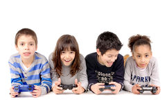 Jeux vidéo Image stock