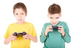 Jeux vidéo Images libres de droits