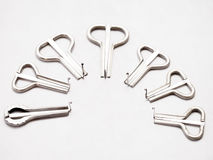 Jew´s Harps Royalty Free Stock Photo