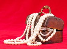 Jewel box Stock Images
