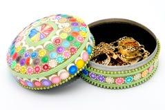 Jewel boxes Royalty Free Stock Photos