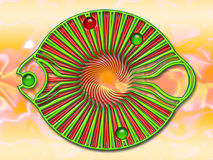 Jewel Fish Royalty Free Stock Image