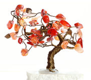 Jewel happiness tree Royalty Free Stock Images
