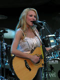 Jewel - Live Performance Stock Image