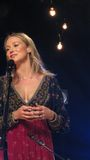 Jewel Performed Some Of Her Greatest Hits For iHeartRadio Live In New York. February 5th 2013, iHeartRadio hosted a private show featuring a live performance by Stock Photos