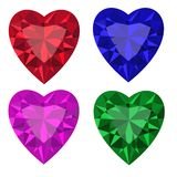 Jewel set3. Royalty Free Stock Images