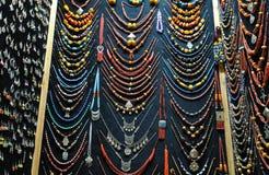 Jewel shop in Marrakesh Stock Images