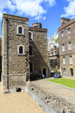 Jewel Tower, Westminster, London stock image
