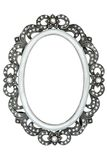 Jeweled Picture Frame Royalty Free Stock Photography