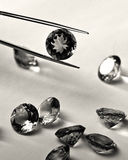 The jeweler Stock Images