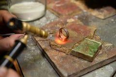 Jeweler Royalty Free Stock Photos