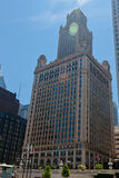 Jewelers Building Chicago Stock Photos