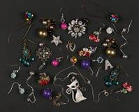 jewelery серег Стоковая Фотография