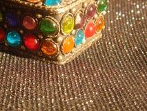 Jewelery箱子 图库摄影