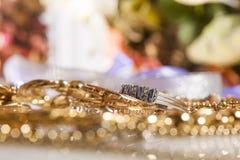 jewelery royaltyfria bilder