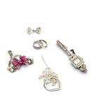 jewelery arkivfoton