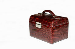 A jewelery box Stock Photography
