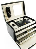 A Jewelery Box with Drawers stock images