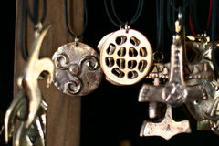 Jewelery craft. In the workshop of a jewelery craft in Corsica France royalty free stock image
