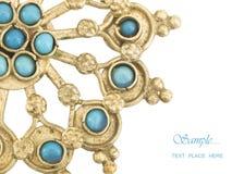 Jewelery de la vendimia Foto de archivo