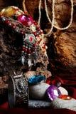 Jewelery et programmes Photo libre de droits