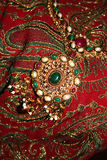 Jewelery etnico Immagini Stock