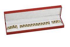 Jewelery Goldkette Stockfotografie