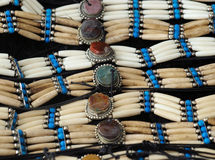 Jewelery indiano Foto de Stock
