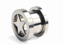 jewelery per piercing Fotografia Stock Libera da Diritti