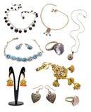 Jewelery set Royalty Free Stock Photo