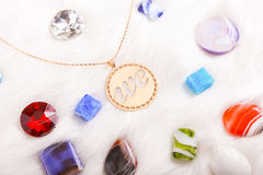 Jewelery Royalty Free Stock Photography