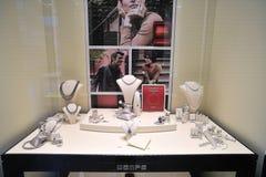 Jeweleryopslag van Wempe Stock Afbeeldingen